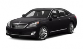 Photo 2012 Hyundai Equus