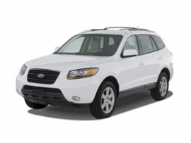 Photo 2008 Hyundai Santa Fe