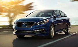 Photo 2017 Hyundai Sonata