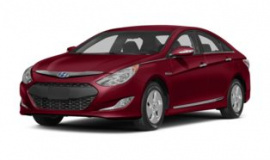 Photo 2013 Hyundai Sonata Hybrid