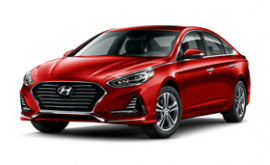 Photo 2018 Hyundai Sonata Hybrid