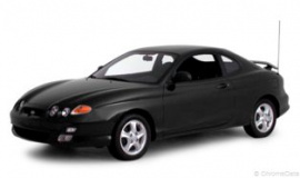 Photo 2000 Hyundai  Tiburon