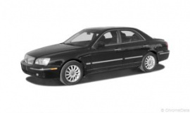 Photo 2004 Hyundai  XG350