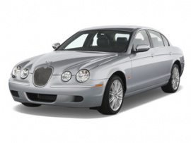 Photo 2002 Jaguar  S-TYPE
