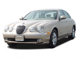 Photo 2003 Jaguar  S-TYPE
