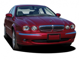 Photo 2007 Jaguar  X-TYPE