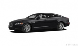Photo 2010 Jaguar XJ