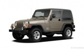 Photo 2004 Jeep Wrangler