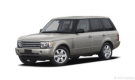 Photo 2003 Land Rover Range Rover