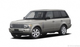 Photo 2004 Land Rover Range Rover