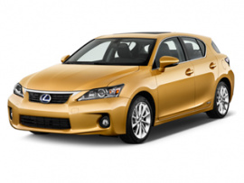 Photo 2011 Lexus CT 200h