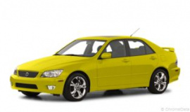 Photo 2001 Lexus IS 300