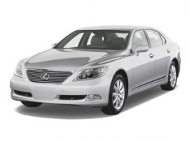 Photo 2008 Lexus LS 600h