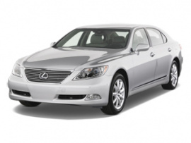 Photo 2009 Lexus LS 600h