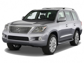 Photo 2009 Lexus LX 570