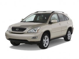 Photo 2009 Lexus RX 350