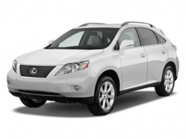 Photo 2011 Lexus RX 350