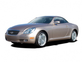 Photo 2002 Lexus  SC 430
