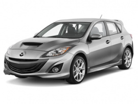 Photo 2013 Mazda  MAZDASPEED3
