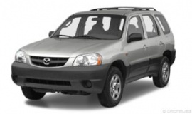 Photo 2001 Mazda  Tribute