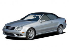 Photo 2006 Mercedes-Benz CLK-Class