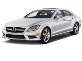 Photo 2012 Mercedes-Benz CLS-Class