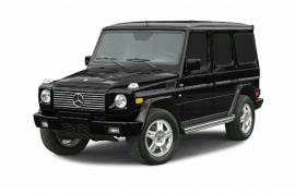 Photo 2003 Mercedes-Benz G-Class