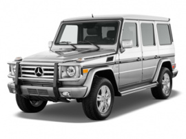 Photo 2011 Mercedes-Benz G-Class