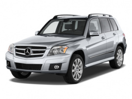Photo 2010 Mercedes-Benz GLK-Class