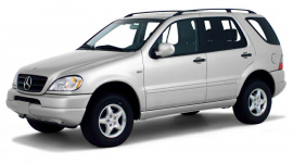 Photo 2001 Mercedes-Benz M-Class