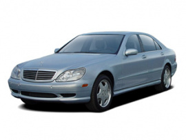 Photo 2003 Mercedes-Benz S-Class
