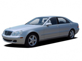 Photo 2004 Mercedes-Benz S-Class
