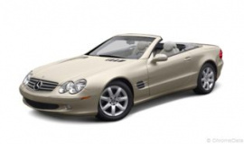 Photo 2003 Mercedes-Benz SL-Class