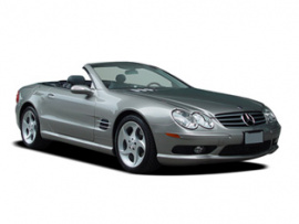 Photo 2005 Mercedes-Benz SL-Class