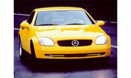 Photo 1999 Mercedes-Benz SLK-Class