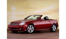 Photo 2001 Mercedes-Benz SLK-Class