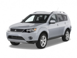 Photo 2008 Mitsubishi Outlander