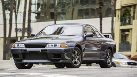 Photo 1992 Nissan R31-R34 Skyline GT-R