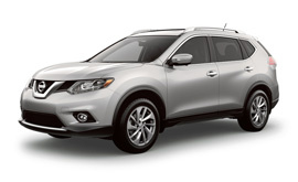 Photo 2016 Nissan Rogue Hybrid