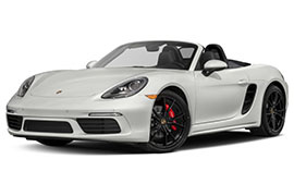 Photo 2018 Porsche 718 Boxster