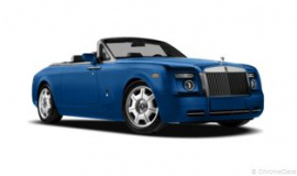 Photo 2009 Rolls-Royce Phantom Drophead Coupe