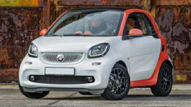 Photo 2016 smart fortwo