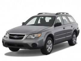 Photo 2008 Subaru Outback