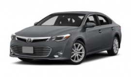 Photo 2013 Toyota Avalon