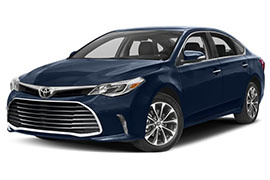 Photo 2018 Toyota Avalon
