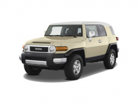 Photo 2010 Toyota FJ Cruiser