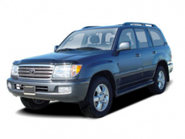Photo 2006 Toyota Land Cruiser