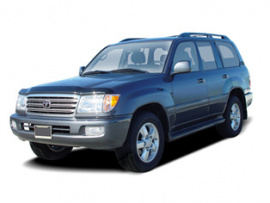 Photo 2007 Toyota Land Cruiser