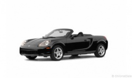 Photo 2002 Toyota MR2 Spyder