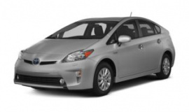 Photo 2014 Toyota Prius Plug-in